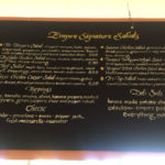 lettering, calligraphy, menu