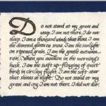 lettering, poem, calligraphy