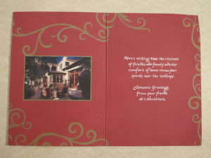 calligraphy, lettering, christmas card
