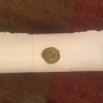 handmade paper, scroll, wax seal